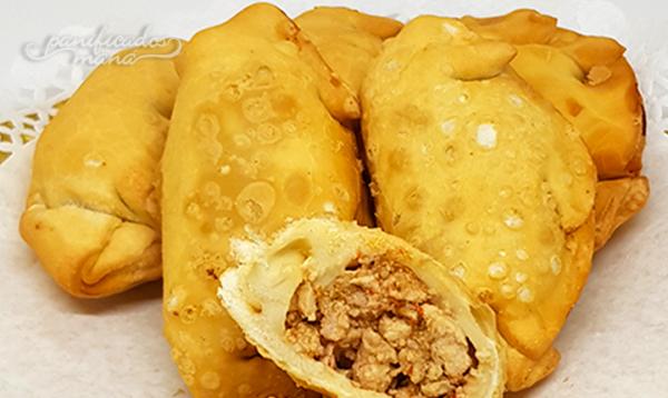 Degustando-EmpanadaFritaPollo