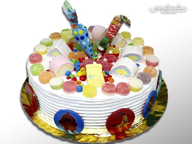 TortaGolosinasBizcoVainillaRellenaDDL
