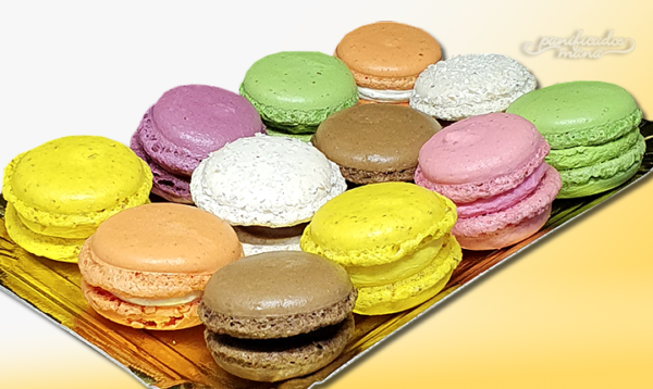 Degustando-Macarons